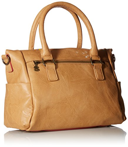 Bolso colores Mujer Camel Amelie Desigual Varios Loverty 4wUq4d