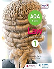 AQA A-level Law for Year 1/AS