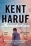 Benediction by Kent Haruf front cover