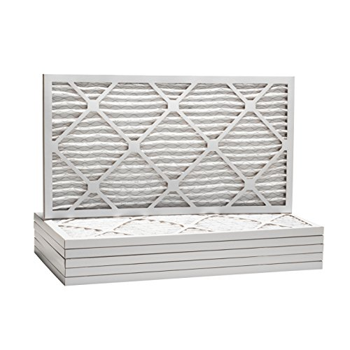 Tier1 Replacement for 14x22x1 Merv 8 Pleated Dust & Pollen AC Furnace Air Filter 6 Pack Review