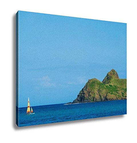 Ashley Canvas, Windward Coast Of Oahu Hawaii Vacation, Home Decoration Office, Ready to Hang, 20x25, AG6403363 by Ashley Canvas