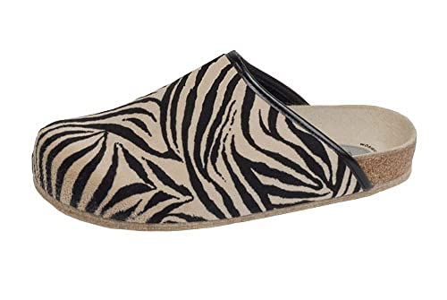 b664ac6dc86a Weeger Unisex Adults  48013 Open Back Slippers  Amazon.co.uk  Shoes   Bags