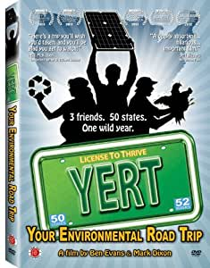Y.E.R.T: Your Environmental Road Trip