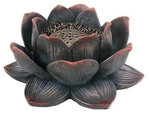 Buddha Meditation Incense Burner Collectible