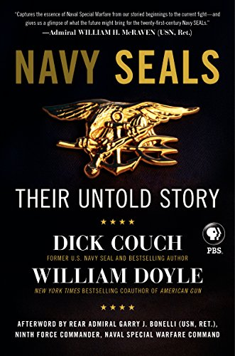 Navy SEALs: Their Untold Story cover