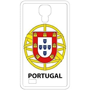 Lesser Portugal - Country Coat Of Arms Flag Emblem White Ipod Touch 4 Cell Phone