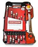 Craftsman 8-Piece Standard Inch Dual Ratcheting