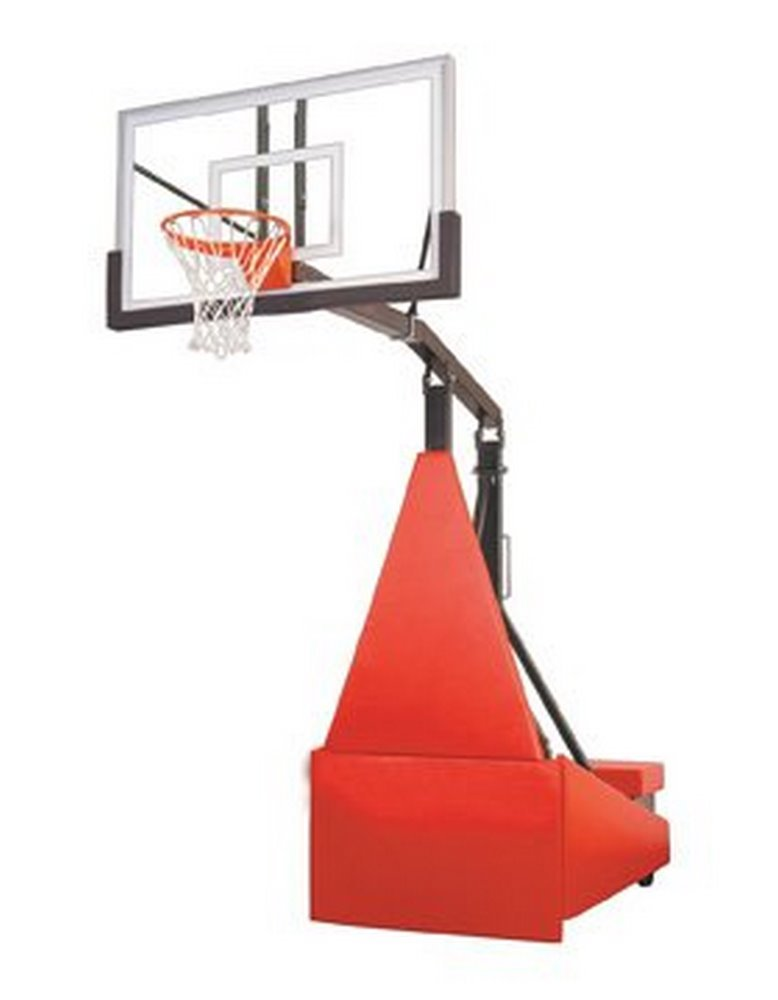 最初チームStorm選択steel-acrylicポータブルバスケットボールsystem44 ;フォレストグリーン B01HC0CDZK