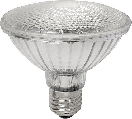 Laes Bombilla Par 30 LED E27, 10 W, Gris, 95 x 94 mm: Amazon.es: Iluminación