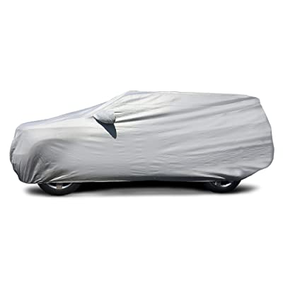 CarsCover Custom Fit 2003-2020 Land Rover Range Rover SUV Car Cover Heavy Duty All Weatherproof Ultrashield Covers: Automotive