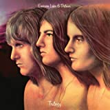 Trilogy (Deluxe Edition) by Emerson Lake & Palmer (2015-08-03)