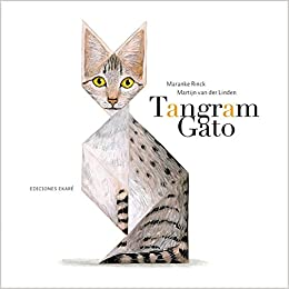 Tangram gato (Spanish Edition): Rinck Maranke, Ekaré: 9788494669941: Amazon.com: Books