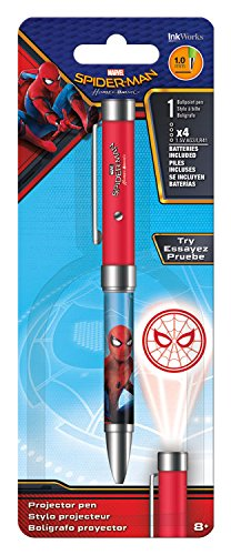 Sandylion Spider Man Homecoming Projector Pen