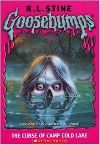 Image result for goosebumps books