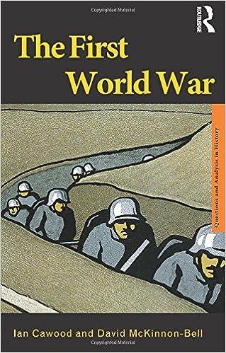 The First World War : The Great War