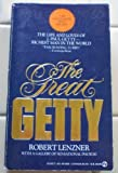 The Great Getty, Robert Lenzner, 0451146999