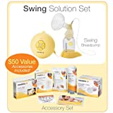Amazon Price History for:Medela Swing Set with free accessories