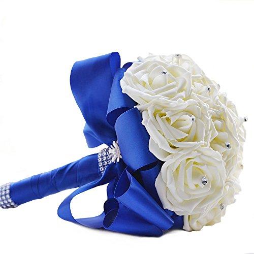 KUKI-SHOP-Handmade-Romantic-PE-Roses-Wedding-Bouquet-Free-Matching-Wrist-Flower-Bridal-Holding-Bouquet-Bridal-Throw-Bouquet-Bridesmaid-Bouquet-Wedding-Decoration-Flowers