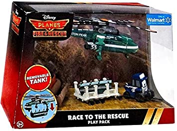 Disney Plains 2 Fire & Rescue play set Disney PLANES: Fire & Rescue Exclusive Playset