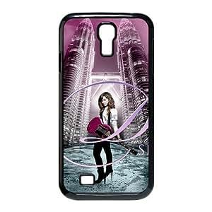 Customize Pop Singer Demi Lovato Back Case for Samsung Galaxy S4 I9500 JNS4-1640