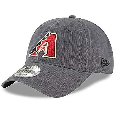 New Era Arizona Diamondbacks Black Core Classic Twill 9TWENTY Adjustable Hat/Cap