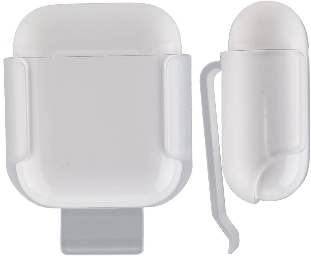 Amazon Com Colorcoral Airpods Clip Light Pocket Holder Case For Apple Airpods And Airpods 2nd Generation Home