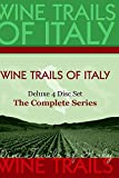 Wine Trails of Italy - The Complete Series (4 Disc Set)