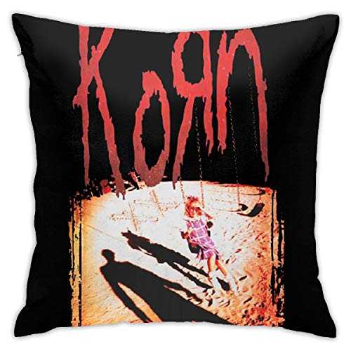 Mr.XiaoLei Korn Album 1994 Jonathan Davis Nu Metal Pillowcase