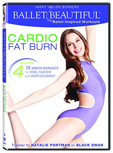 Ballet Beautiful: Cardio Fat Burn (Beautiful Dvd)