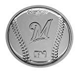 MLB Milwaukee Brewers Engraved Magnet