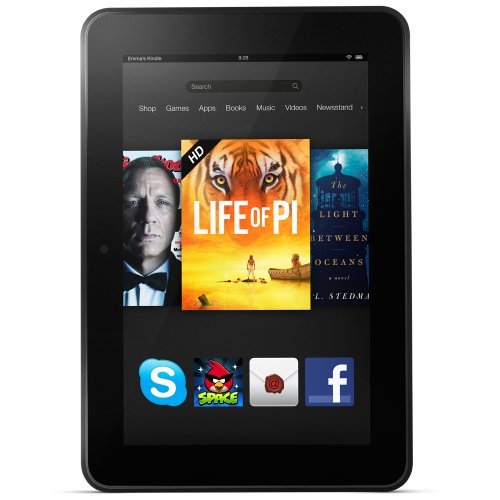 """Kindle Fire HD 8.9"""", Dolby Audio, Dual-Band Wi-Fi (Previous Generation - 2nd)"""