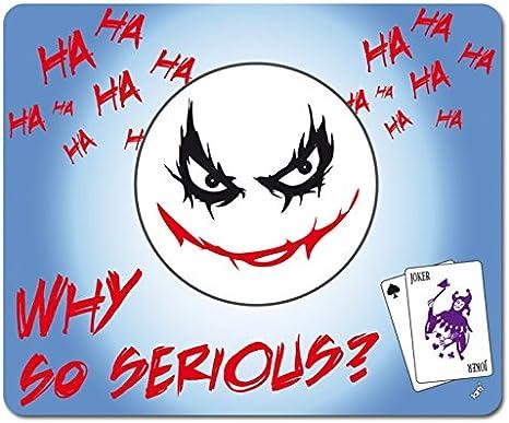 1art1 Emoticonos - Emoji, Joker, Why So Serious Alfombrilla ...