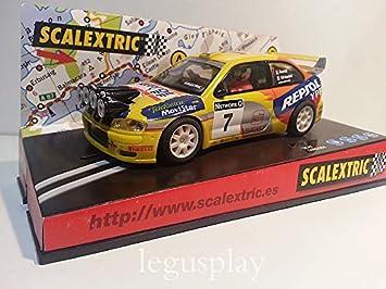SCX Slot Scalextric 6063 Compatible Seat Cordoba E2 Rac 2000