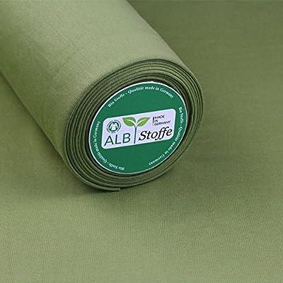 Bio Puños de 70 cm en Manguera lisa algodón Elastano moderno A74 Olivia: Amazon.es: Hogar