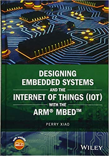 couverture du livre Designing Embedded Systems and the Internet of Things (IoT) with the ARM mbed