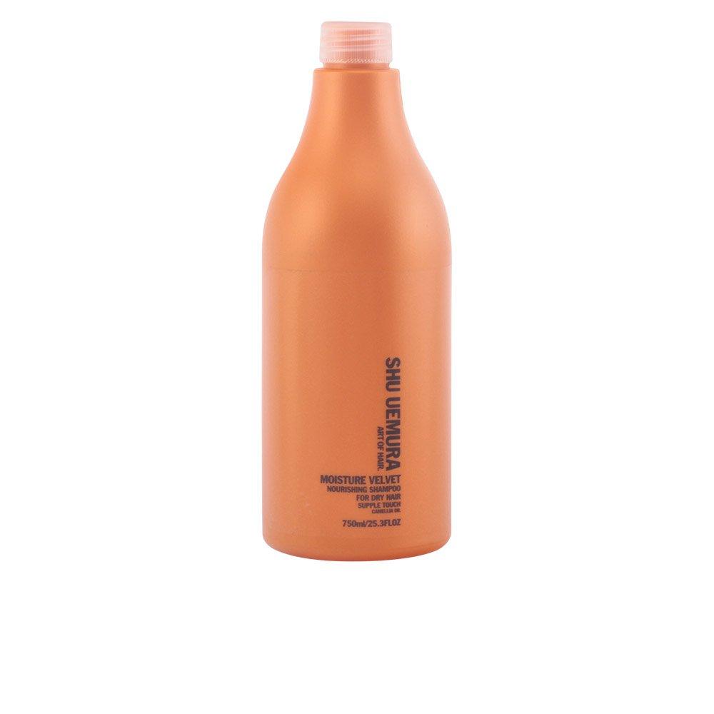 Shu Uemura Moisture Velvet Nourishing Shampoo Unisex, 25.3 Ounce
