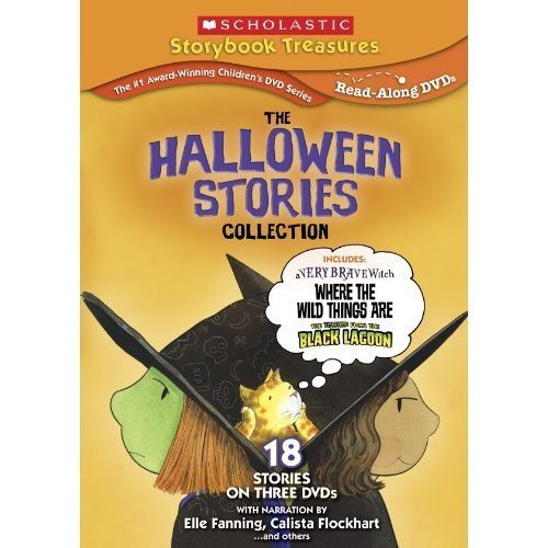The Halloween Stories Collection (Scholastic Storybook Treasures) by Elle Fanning -