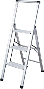Core Studio SL3HLight Slimline 3 Step Ladder