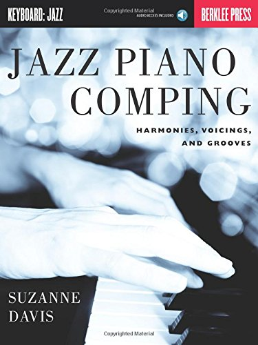 Jazz Piano Comping - Berklee Press Bk/Online Audio