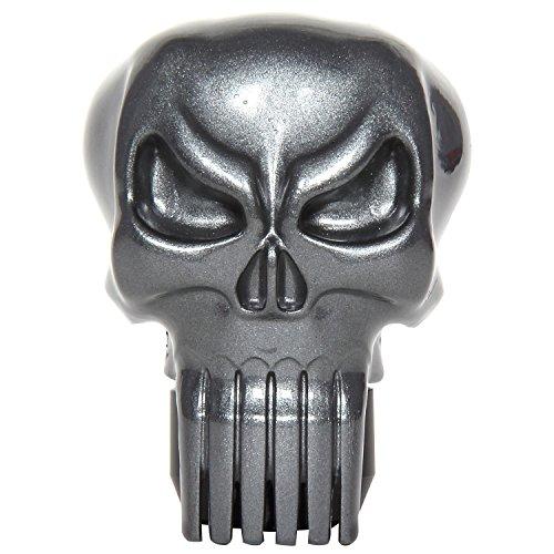 Skull Knob Shift - Pilot MVL-0401 Marvel Punisher Shift Knob - Universal Fit