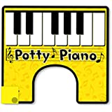 BigMouth Inc. Potty Piano - Hilarious Toilet fun!