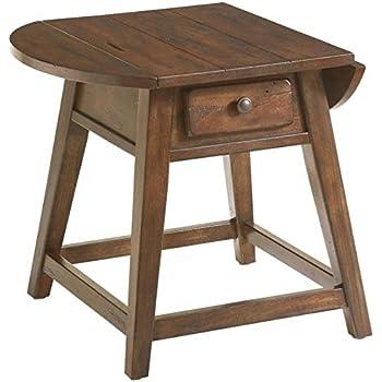Amazon Com Broyhill Attic Heirlooms Splay Leg End Table