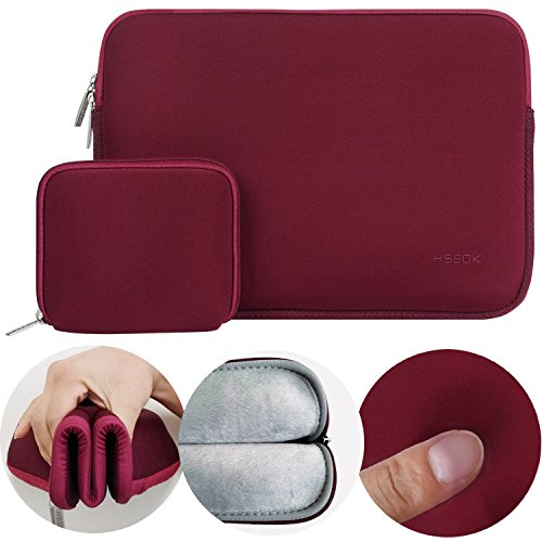 HSEOK Laptop Sleeve MacBook Charger