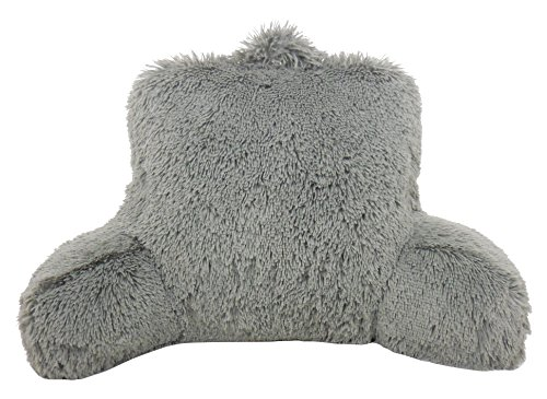 Arlee Shaggy Fur Bedrest Lounger, (Arlee Pillow)