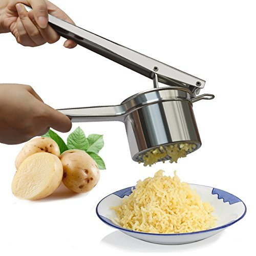 Warmhoming Stainless Steel Fruit and Vegetables Ricer by Warmhoming