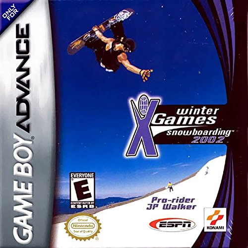 ESPN Winter X Games Snowboarding 2002 product image
