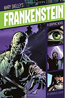 Frankenstein the graphic novel classic graphic novel collection frankenstein graphic revolve common core editions fandeluxe Image collections