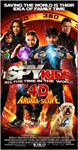 SPY KIDS:ALL THE TIME IN THE WORLD