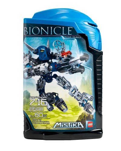 LEGO Bionicle Toa Gali 8688 BUIL-LEGO-BION-KARN-8688/_TOA/_GALI