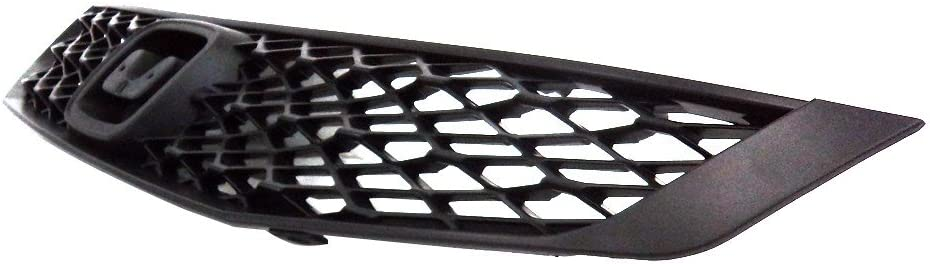 Perfit Liner New Front Black Grille Grill Replacement Compatible With HONDA Civic Fits HO1200199 71121SVAA50